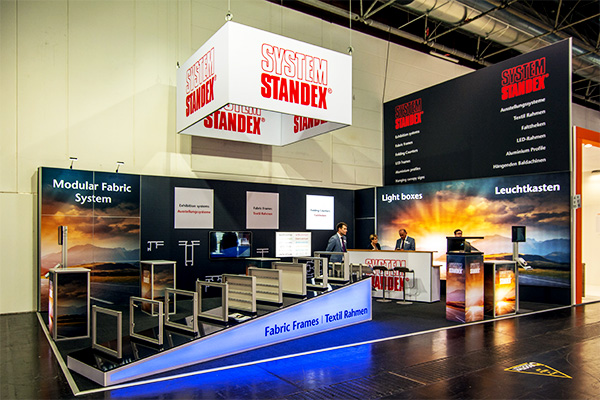 Exhibition Stand Frames : Fabric exhibition stands exhibition system system standex